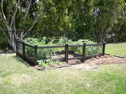 image of popular garden fence ideas