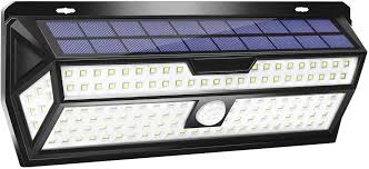 le solar lights outdoor motion