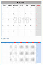 Calendar Template Microsoft Word Beautiful 2018 Monthly