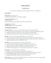 Resume Examples For Kids Best of Youth Resume Examples Resume Ideas Pro