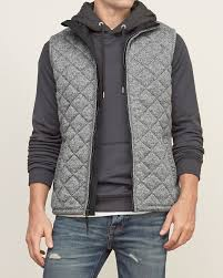 Best 25+ Quilted vest mens ideas on Pinterest | Women's vests ... & Mens A&F Quilted Vest | Mens Hoodies & Sweatshirts | Abercrombie.ca Adamdwight.com
