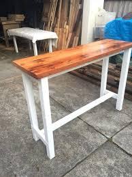 diy counter height table balcony bar table bar table diy counter height table with storage