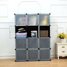 closetmaid 12 cube organizer h white