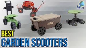10 best garden scooters 2017