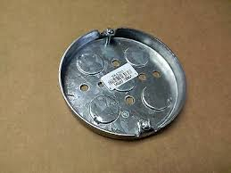 round ceiling fan rated box 2 1 8 deep