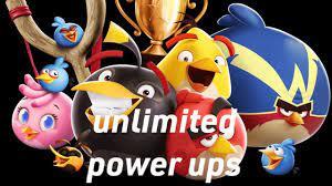 Angry birds mod apk / unlimited power-ups / mod apk - YouTube