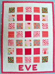 Tips for Quilting With Kids from Craftsy! & Simple square doll quilt Adamdwight.com