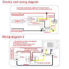 dual monitor wiring diagram need wiring diagram for combo dc 100v 10a meter drok 100014 diagram 01