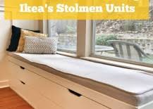 ikea storage bed hack. Beautiful Hack Hidden Storage Space For Ikea Bed Hack E
