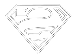 Small Picture Top Superman Logo Coloring Pages Vector Pictures Free Vector Art