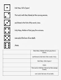 works of mercy worksheet the catholic toolbox hail mary activities