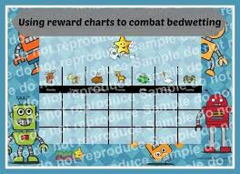 Using Charts To Help With The Age Old Problem Of Bedwetting