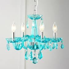 colored crystals for chandeliers lightings and lamps ideas turquoise chandelier crystals