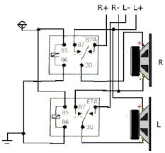 relay basics 5 pin relay wiring diagram 5 Pin Relay Wiring Diagram #34