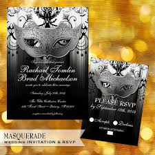 Masquerade Wedding Invites Masquerade Wedding Invitation Mardi Gras Wedding Printable Invites