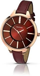 Red - Wrist Watches / Women: Watches - Amazon.co.uk