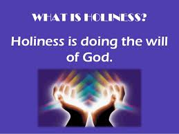 Image result for holiness