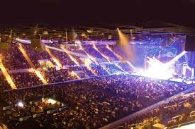 Full Arena Concert View 2 Picture Of Massmutual Center