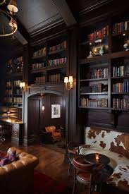 home library ideas home office. 28 Dreamy Home Offices With Libraries For Creative Inspiration %7Bwineglasswriter.com/%7D Library Ideas Office U