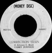 Carey Johnson - Correction Train (1972, Vinyl) | Discogs