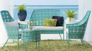 eclectic outdoor furniture. Retro Patio Furniture Sets Eclectic Outdoor