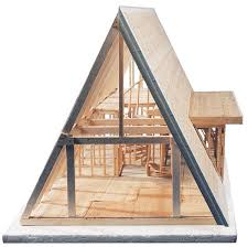 A Frame House Kits For Sale A Frame Cabin In Forest  Kit Homes A Frame House Kit