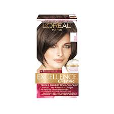 L Oreal Excellence Age Perfect Hair Color Chart