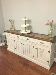 white furniture ideas. diy upcycled dining room buffet 2 tones of wood white u0026 natural furniture ideas