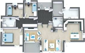 ultra modern home floor plans modern houses floor plans pictures