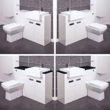 Bathroom Suites Ebay Bathroom Vanity Units With Basin And Toilet Easy Naturalcom
