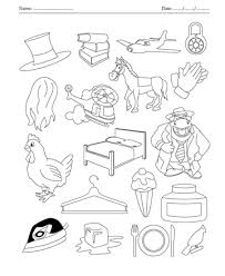 color the picture which start with8