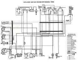 i have a 165hp 1975 omc 6 cylinder chevy straight six i removed here is a wiring diagram graphic