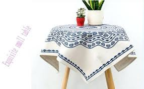 round cotton table cloth free home textiles modern square tablecloth creative tablecloths cover fabric
