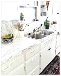 faux carrara marble countertops faux diy faux carrara marble countertops