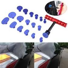 HOT style T Bar Cover Gasket Convenient Repair Car Body Panel Dent Removal Tool Tools - Sears