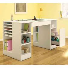 com convenience concepts student desk with com desk with storage cubes convenience concepts student desk with