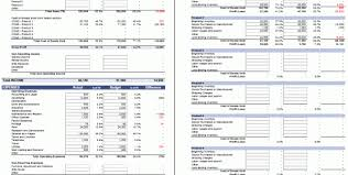 Personal Expense Tracker Spreadsheet Business Expenses Template