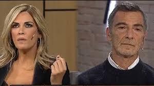 The parents of viviana canosa are josé canosa. El Picante Cruce De Gustavo Garzon Con Viviana Canosa