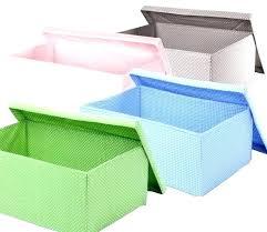 Decorative Fabric Storage Boxes decorative fabric storage boxes with lids nopasaran 100