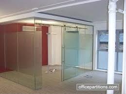 office dividers glass. fg 45: frameless glass office with manet sliding door, pull handles \u0026 frosted dividers m