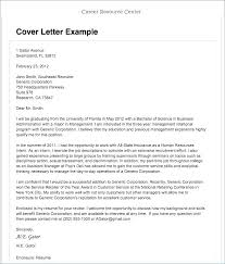 Cover Letter Samples For Customer Service Representative Simple