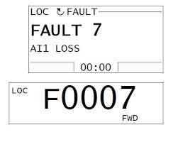 Abb Acs550 Fault Codes Precision Electronic Services Inc