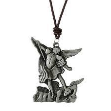 archangel pendant necklace new patron