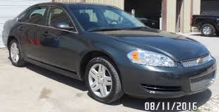 2013 Chevrolet Impala LT - Frontline Motors - Red Oak Texas