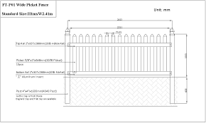 picket fence drawing. Drawing Of The Picket Fence E