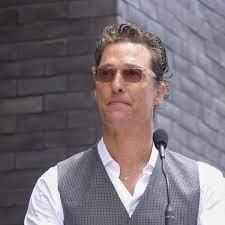 Matthew McConaughey schläft gern im Wohnwagen