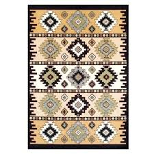 aztec area rug southwest collection area rug aztec area rug 8x10 aztec area rug