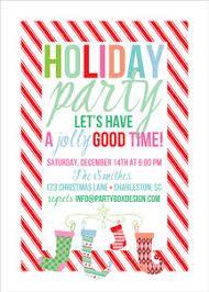 Holiday Cards By Party Box Design