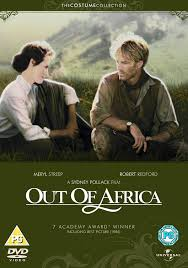 Out Of Africa [DVD]: Amazon.de: DVD & Blu-ray