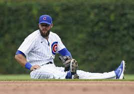 Chicago Cubs: Freak injury just the ...